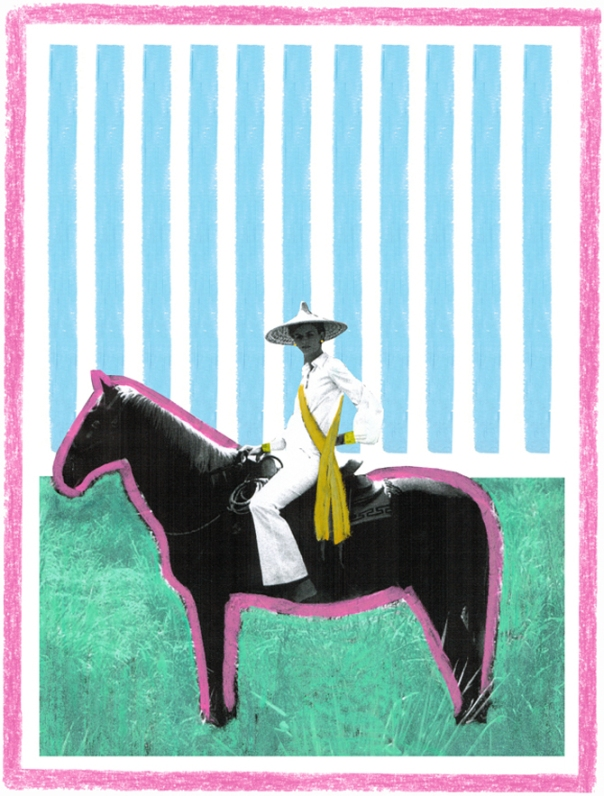 Woman on a Horse_5